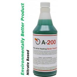 A200 Alternative Heating Boiler Treatment