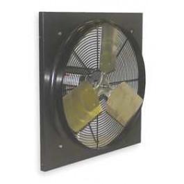 """Dayton Exhaust Fan 18"""" Dia, 2652 CFM, 115 V, 22"""" X 22"""""""