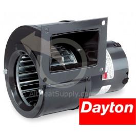 Dayton 1Tdp7 Psc Blower, Draft Fan, 115 Volt, 146 Cfm