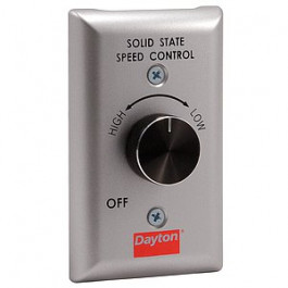 Variable Speed Control Unit, 3-6 Amp, Electrical Parts & Controls