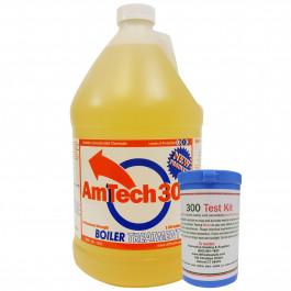 Outdoor Wood Boiler Water Treatment Rust Inhibitor- Amtech 300 & Test Kit