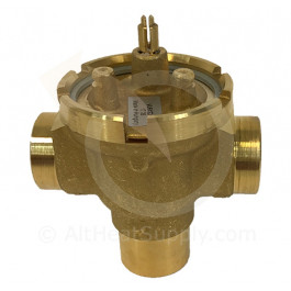 "Three-Way Fan Coil Valve, 3/4"" inch"