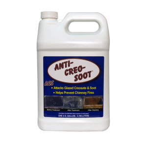 Anti Creo Soot To Clean Outdoor Wood Furnaces And Chimneys