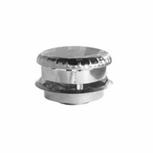 "Security 8"" ASHT High Wind Chimney Cap - 8CC"