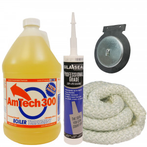 Woodmaster 4400 Maintenance Kit for Outdoor Wood Boiler Treatment