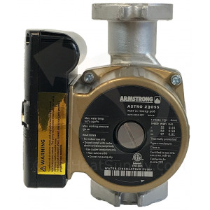 Armstrong Astro Hydronic Circulator 230SS, 110223-306, Stainless Steal, 3 Speed, Flanged