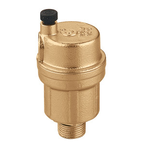 "Automatic Air Vent 1/4"" 502620A Series- 1/4"" NPT"