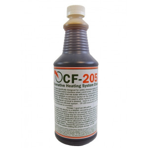 CF205 System Cleaner & Flush For Boilers