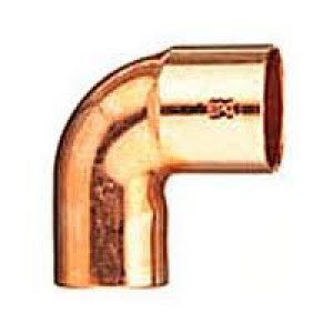"1/2"" 90 Degree Sw. Elbow Copper Fitting"