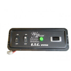 WoodMaster ETC Control Panel - Electronic Controls