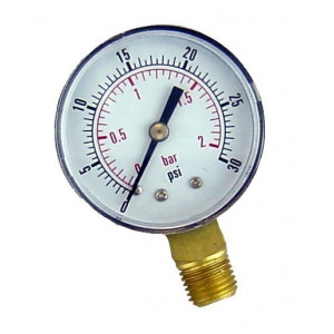 Winters E212 Economy Gauge, Pressure Gauge - Parts & Accessories