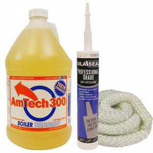"""Yearly Maintenance Kit with 7 feet of 1"""" fire Rope"""