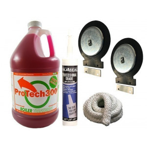 Woodmaster 5500 Maintenance Kit for Outdoor Wood Boiler Treatment