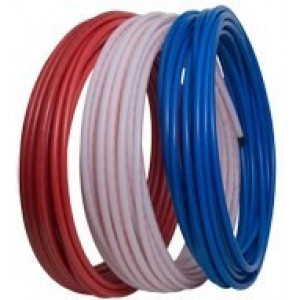 "BLUE 1"" x 300' Non-Barrier Pex Waterline U880B300 - Pex Tubing"