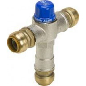 "Cash Acme Heatguard Mixing Valve 3/4"", SharkBite Connections 110-D 24105-0000, SharkBite Fittings"
