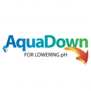 AquaDown pH Lowering Solution 8oz-1gal, Maintainance & Treatment