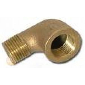 "1"" Brass St 90 Degree, Brass Fittings"