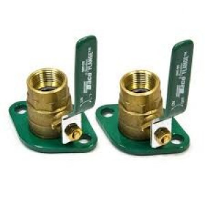 "1""Taco Shut-Off Freedom Swivel Flange Set SFL-100T"