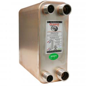 5 x 12 Plate Heat Exchanger