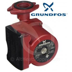 Grundfos UP26 96F 52722341 1/12HP 115V Circulating Pump