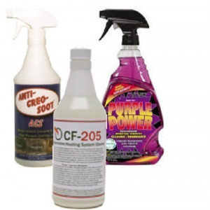Wood Boiler Cleaning Kit, Maintainance & Treatment
