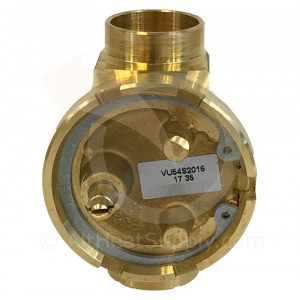 "Three-Way Fan Coil Valve, 1"" inch"