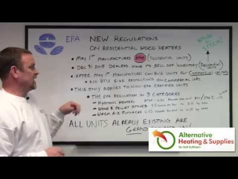Epa Regulations For Residential Wood Heaters Resources