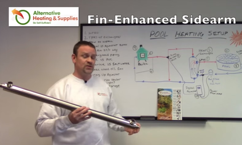 A Guide on How To Install a Pool Heat Exchanger - Alternative ...