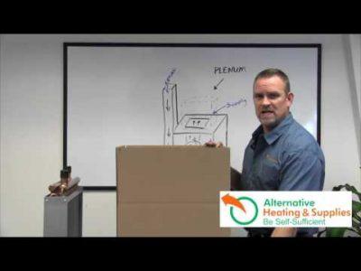 Water To Air Heat Exchanger Installation Guide - Alternative Heating ...