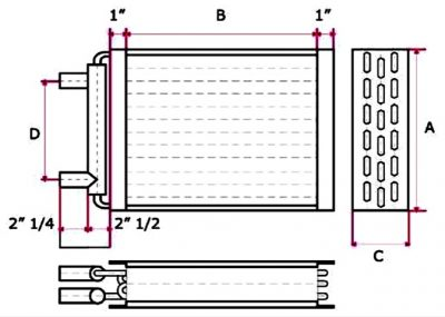 Heat Exchangers System Connections Alternative Heating Supplies
