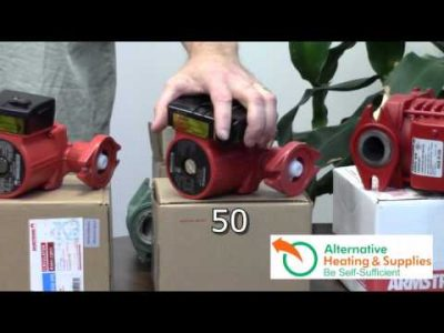wood boiler pump sizing alternative heating supplies