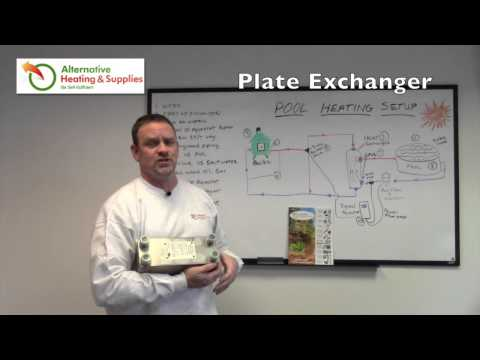 How To Install A Pool Heat Exchanger Alternative Heating