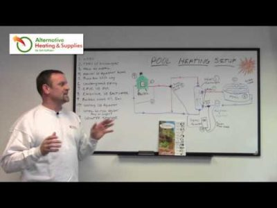 Swimming Pool Setup Part 3: How to Install and Set the Aquastat on a Boiler