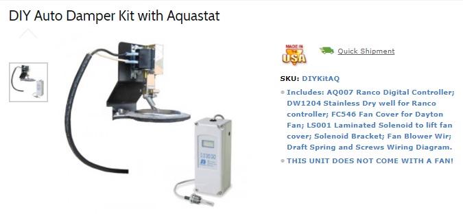 DIY Kit Aquastat
